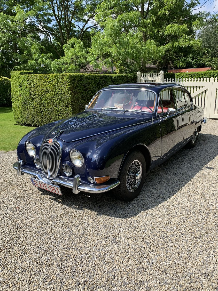 Jaguar S-type 3.4 S Automatic 1965 LHD Dutch car For Sale (picture 6 of 6)