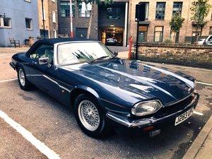 1991 Stunning Jaguar XJS V12 Convertible ONLY 56K miles