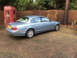 2003 Jaguar S Type V6 SE