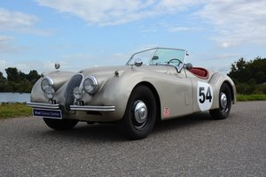 Jaguar XK120 1954 OTS - very good condition - fully revised For Sale