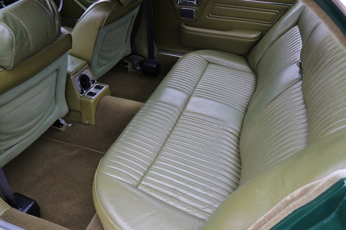 1974 Jaguar XJ12L Completely original with 27,236 miles from new For Sale (picture 3 of 6)