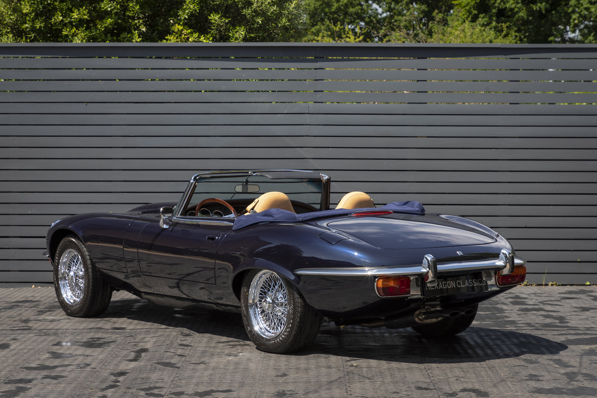 1972 BEACHAM JAGUAR E-TYPE V8 4.2 S, LHD, 2015 For Sale (picture 2 of 24)