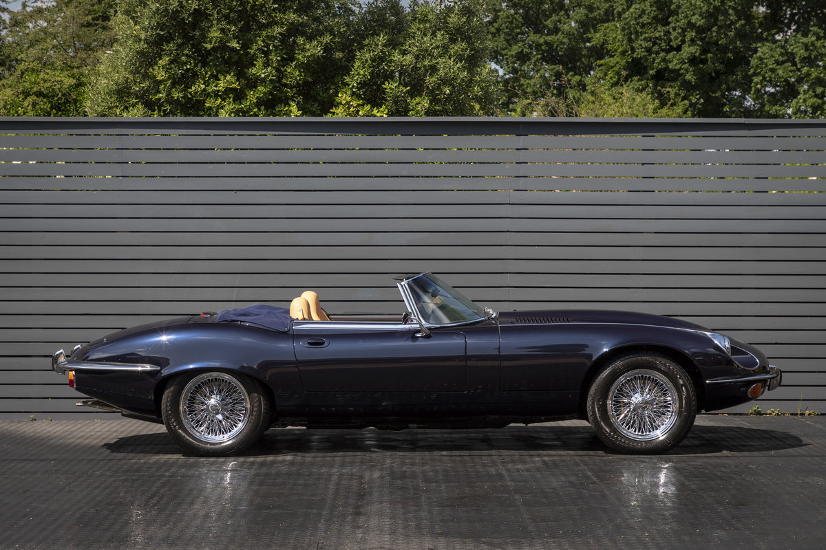 1972 BEACHAM JAGUAR E-TYPE V8 4.2 S, LHD, 2015 For Sale (picture 3 of 24)