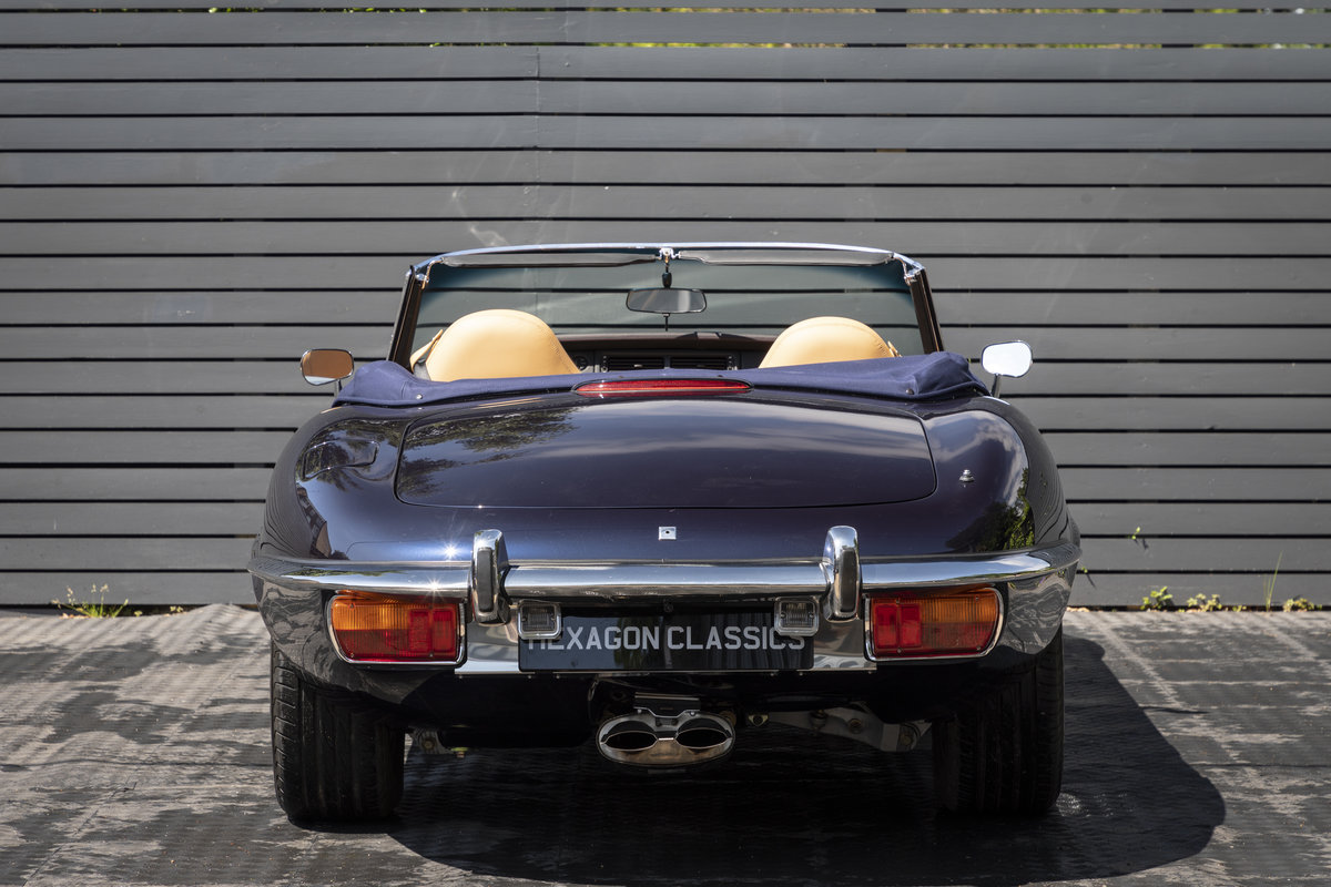 1972 BEACHAM JAGUAR E-TYPE V8 4.2 S, LHD, 2015 For Sale (picture 7 of 24)