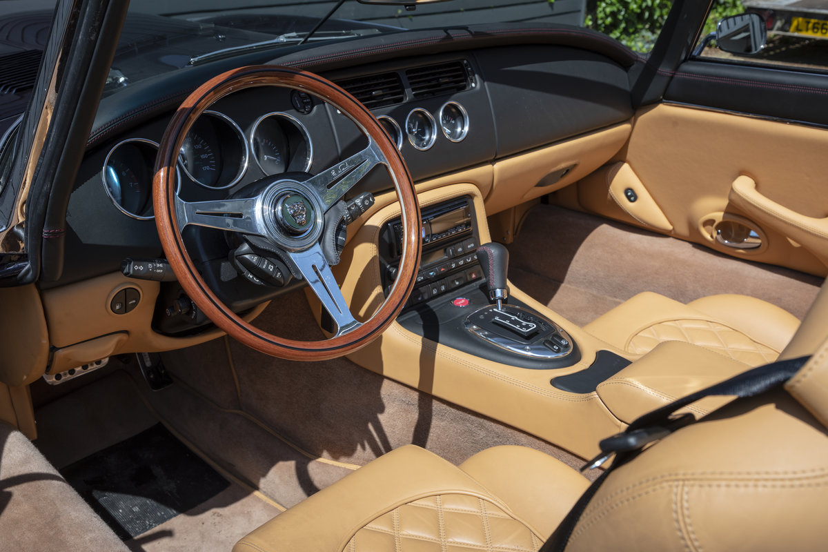1972 BEACHAM JAGUAR E-TYPE V8 4.2 S, LHD, 2015 For Sale (picture 10 of 24)