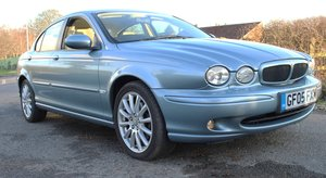 2005 Jaguar X Type V6 Sport Manual AWD 76,000 Miles