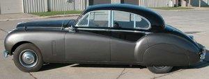1953 Jaguar MKVII 4DR Saloon