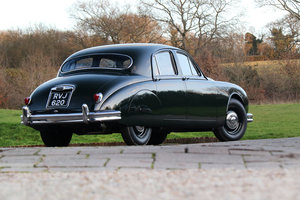 Jaguar MK1 Exceptionally original with 26,553 miles from new