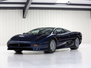 1992 Jaguar XJ220  For Sale by Auction