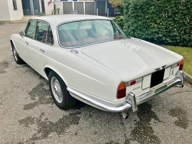 1972 Jaguar - XJ6 2.8 1°serie For Sale (picture 2 of 6)