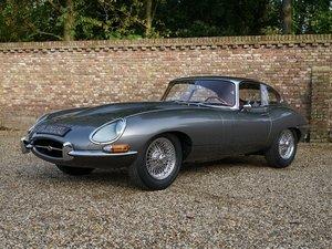 1964 Jaguar E-Type 3.8 Series 1 Coupé 5-Speed, splendid condition For Sale