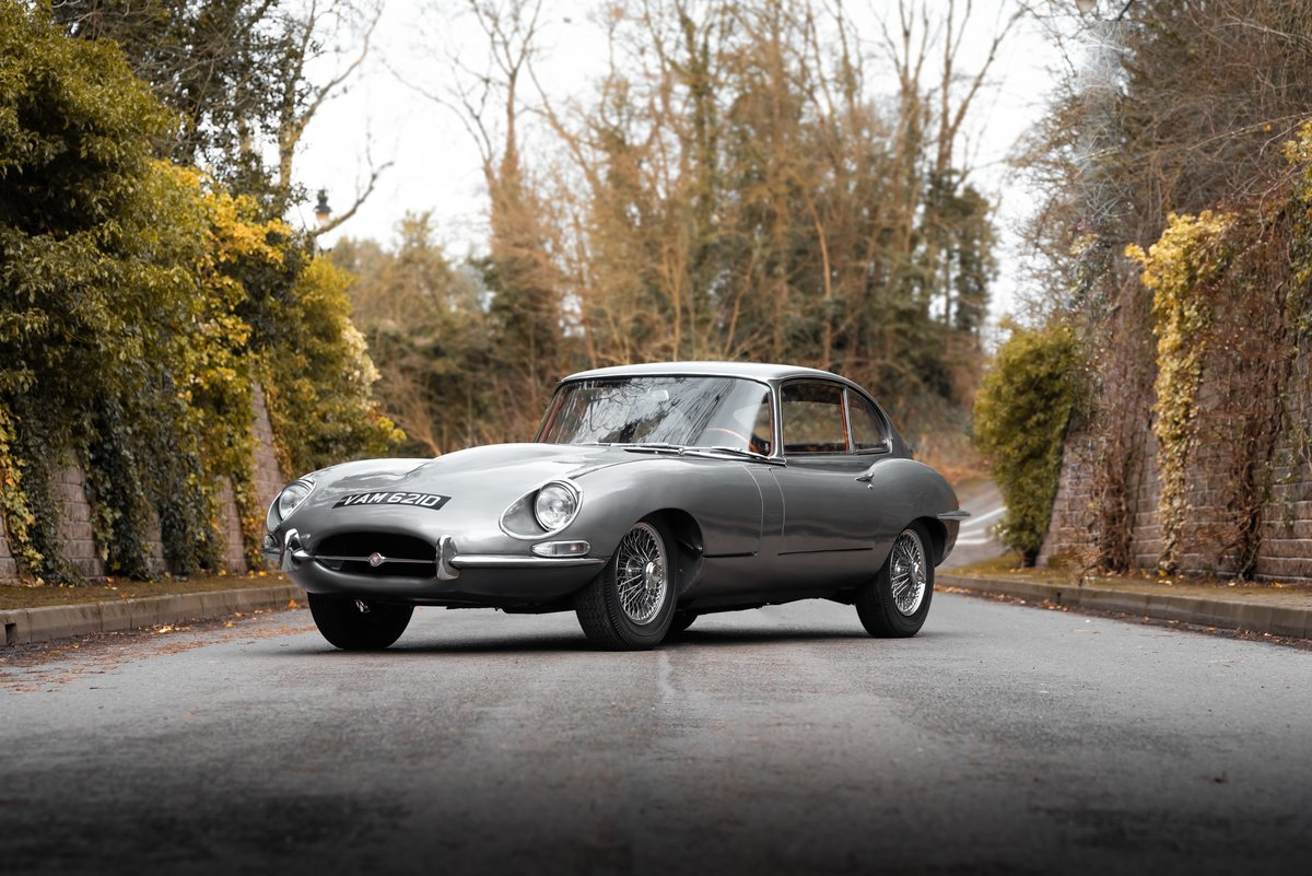 1966 Jaguar E Type Series 1 (2+2) For Sale (picture 1 of 6)
