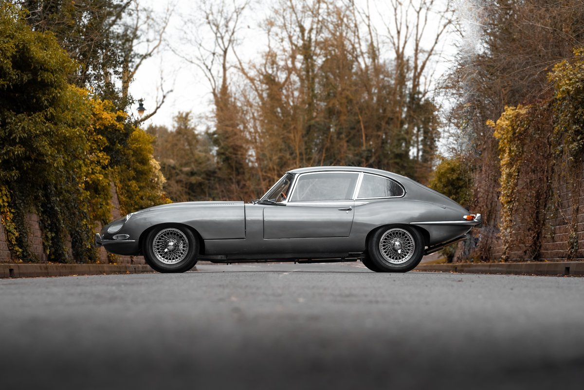 1966 Jaguar E Type Series 1 (2+2) For Sale (picture 2 of 6)