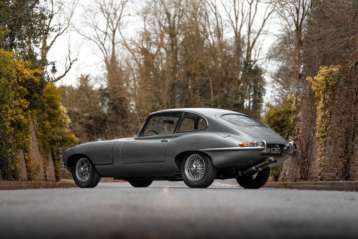 1966 Jaguar E Type Series 1 (2+2) For Sale (picture 3 of 6)