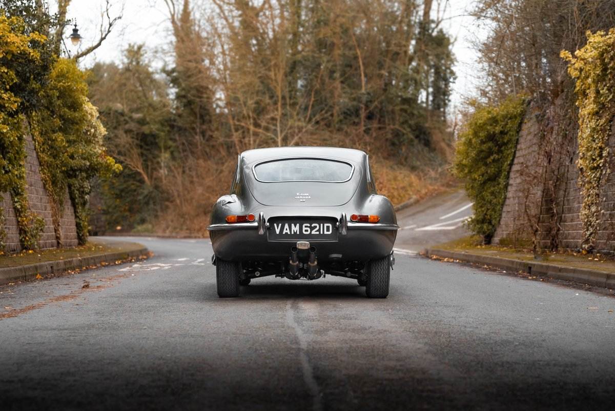 1966 Jaguar E Type Series 1 (2+2) For Sale (picture 4 of 6)