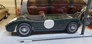 1965 Jaguar C TYPE 4.2 replica