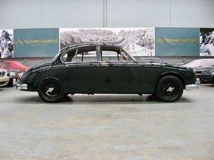 Jaguar Mk 2 3.4 Man Overdrive