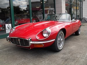 1973 Jaguar E Type V12 For Sale