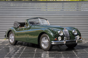 Picture of 1956 JAGUAR XK 140 DHC SOLD