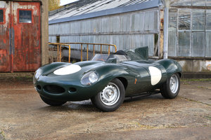 1987 Jaguar Type D réplica par DRL Brian Wingfield For Sale by Auction