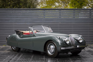 Picture of 1953 JAGUAR  XK120 Drophead Coupe RESTORED/MATCHING For Sale