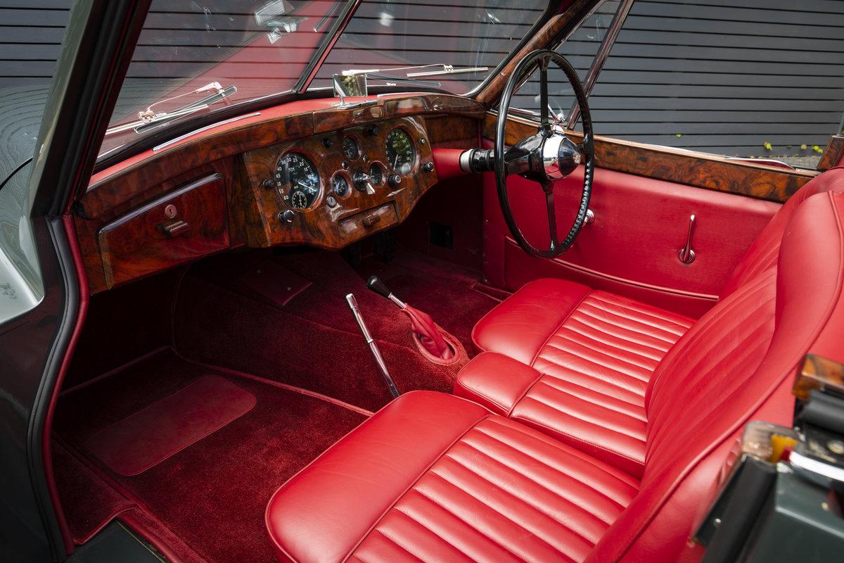 1953 JAGUAR  XK120 Drophead Coupe For Sale (picture 7 of 21)