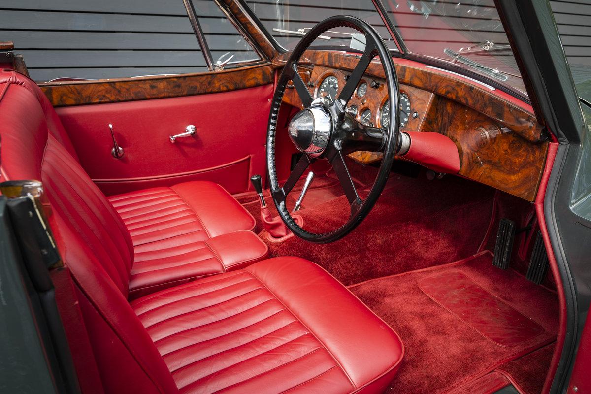 1953 JAGUAR  XK120 Drophead Coupe For Sale (picture 9 of 21)