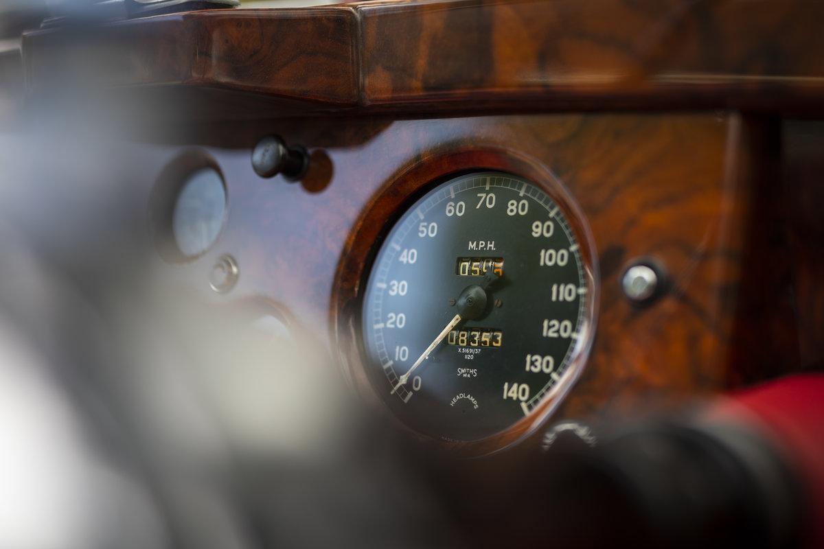 1953 JAGUAR  XK120 Drophead Coupe For Sale (picture 13 of 21)