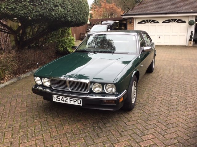 1990 Jaguar XJ6 2.9 Automatic For Sale (picture 1 of 6)
