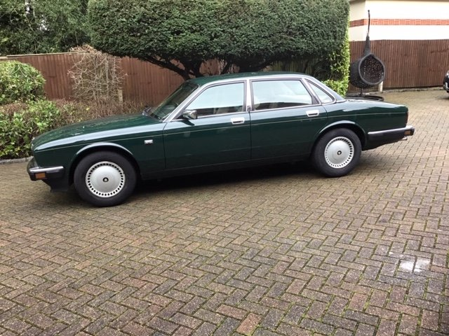 1990 Jaguar XJ6 2.9 Automatic For Sale (picture 2 of 6)