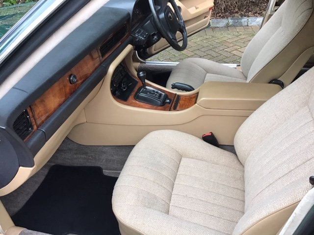 1990 Jaguar XJ6 2.9 Automatic For Sale (picture 5 of 6)