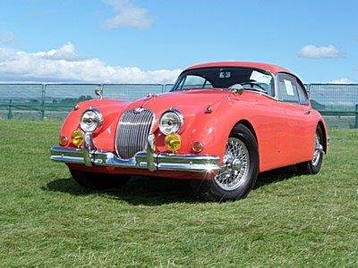 1959 Jaguar XK150 3.4  For Sale (picture 1 of 6)