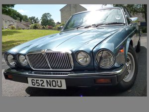 1985 Sovereign 5.3 v12 low milage 69250