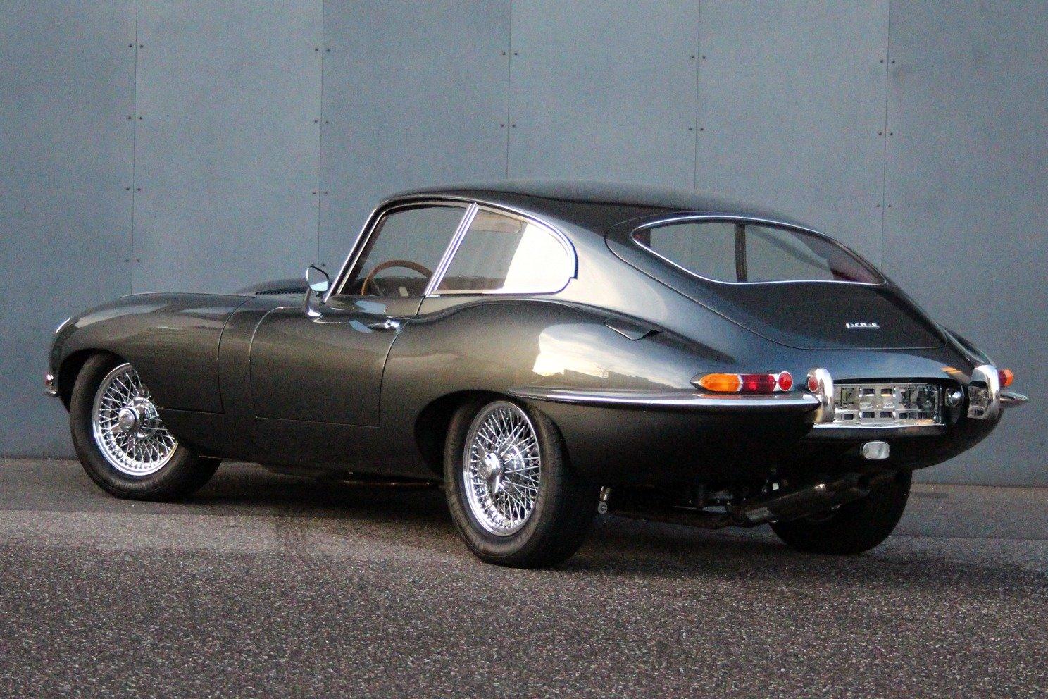 1962 Jaguar E-Type SI 3.8 Litre Coupé For Sale (picture 2 of 6)