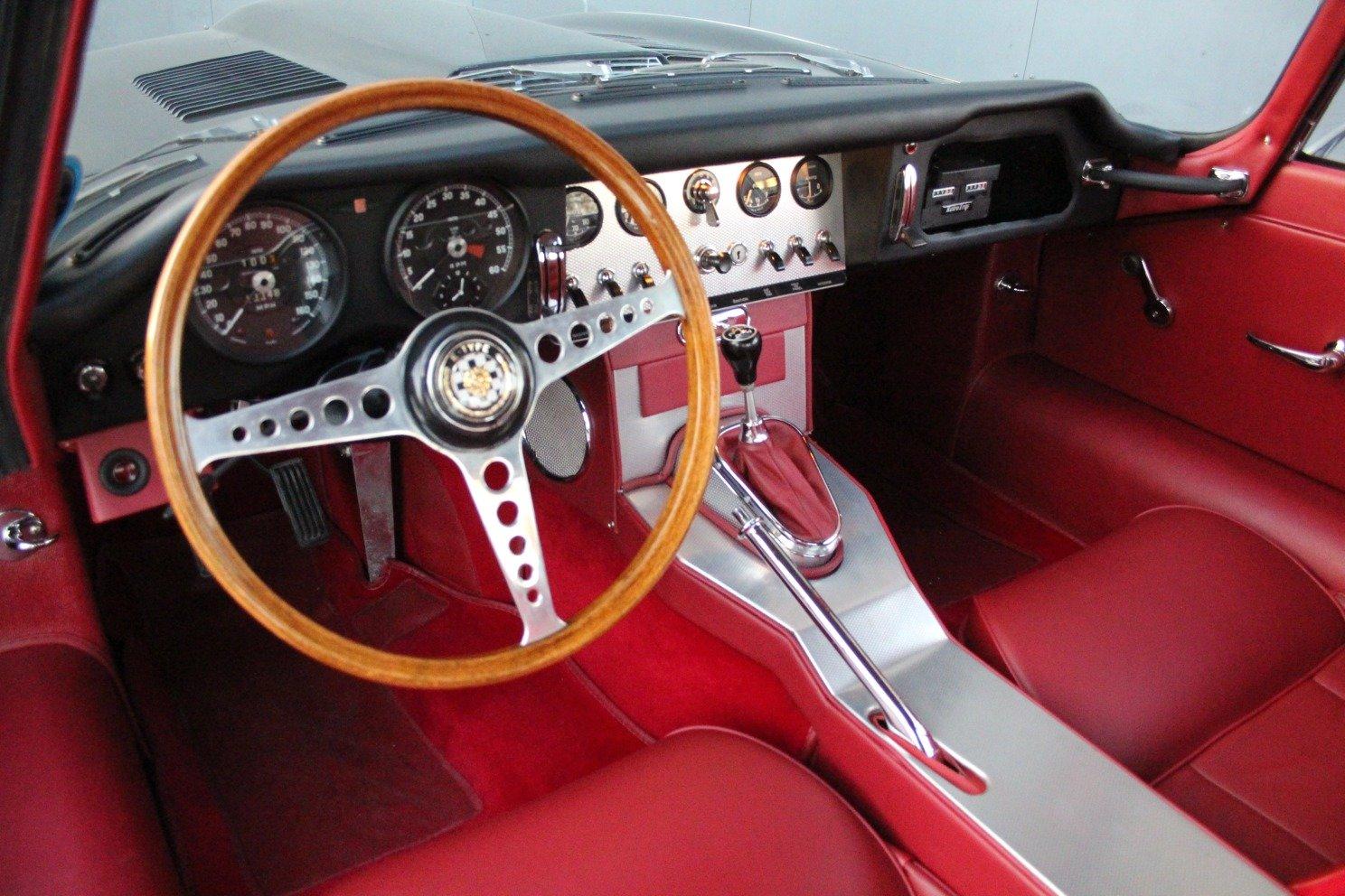 1962 Jaguar E-Type SI 3.8 Litre Coupé For Sale (picture 3 of 6)