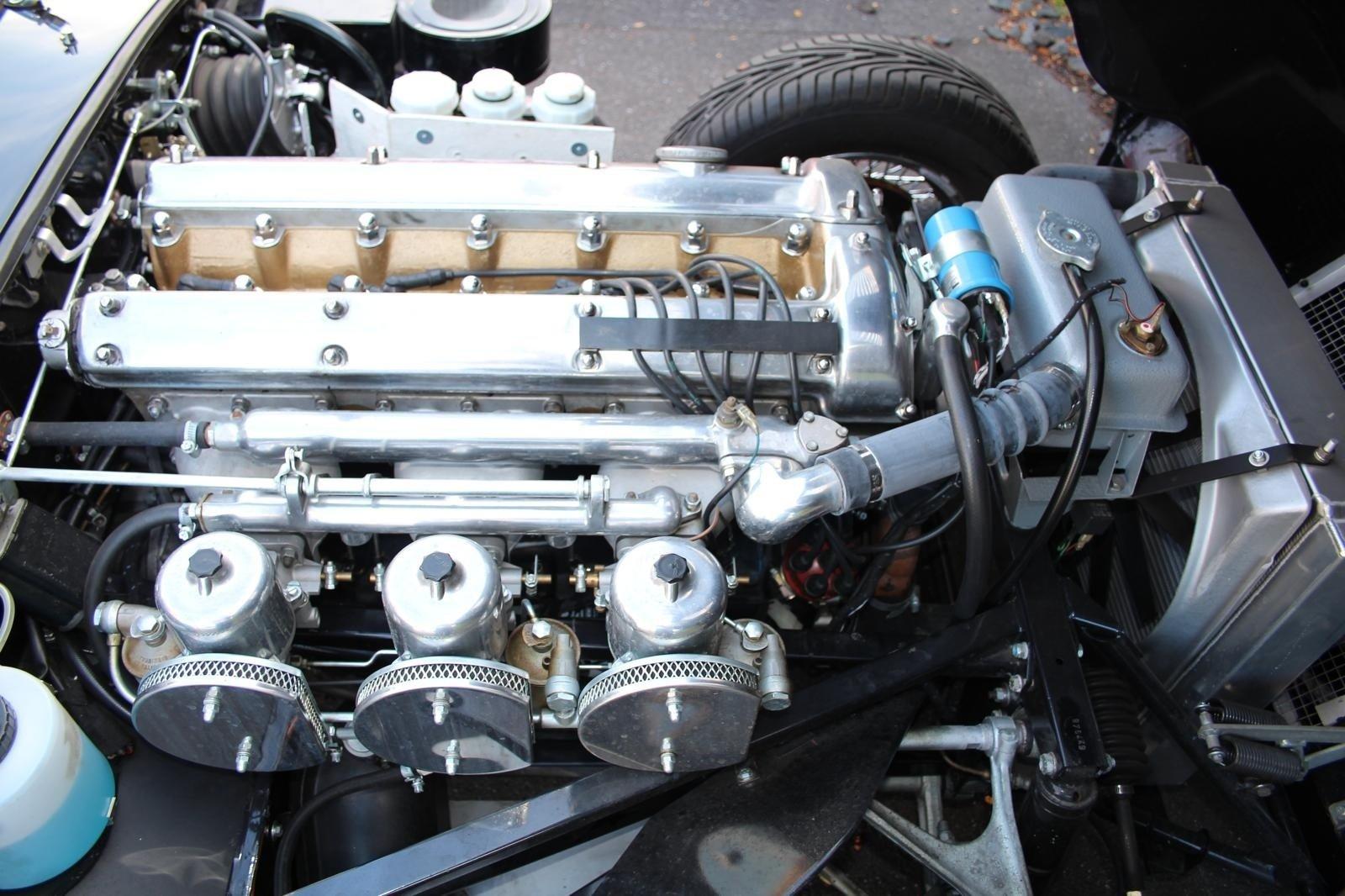 1962 Jaguar E-Type SI 3.8 Litre Coupé For Sale (picture 4 of 6)