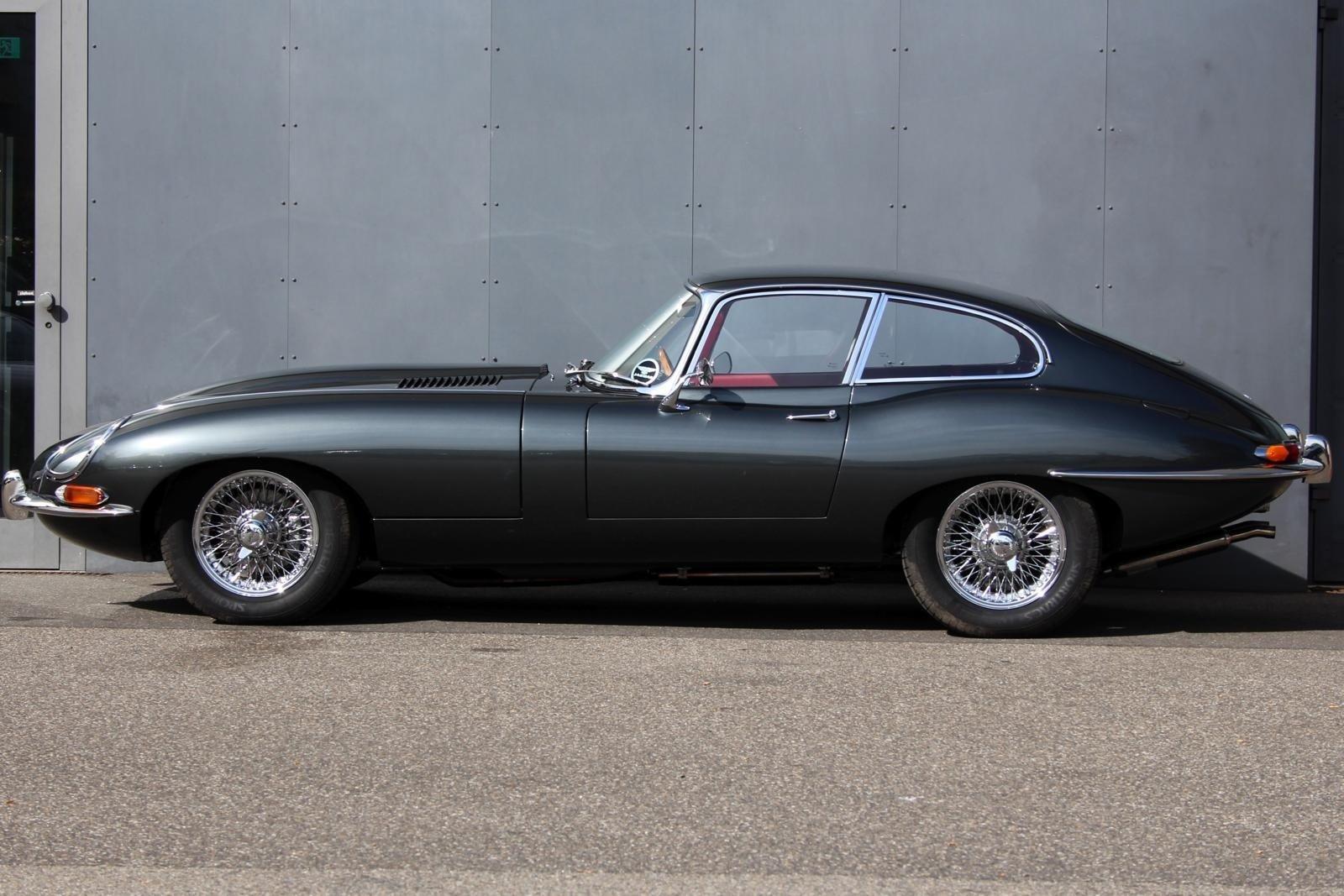 1962 Jaguar E-Type SI 3.8 Litre Coupé For Sale (picture 5 of 6)