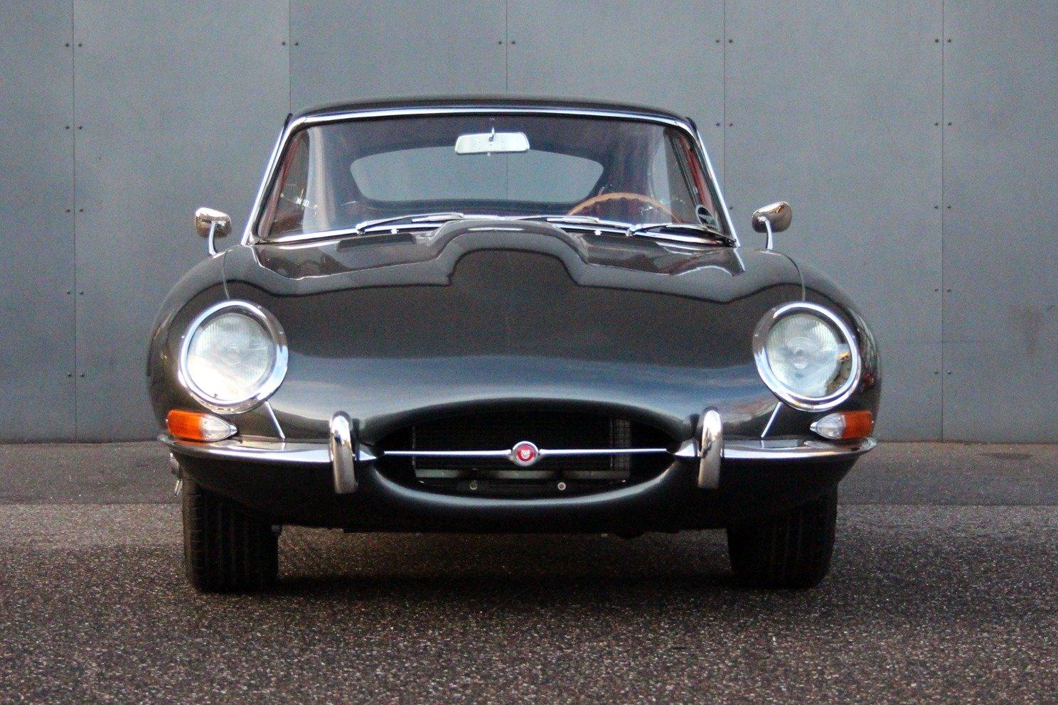 1962 Jaguar E-Type SI 3.8 Litre Coupé For Sale (picture 6 of 6)