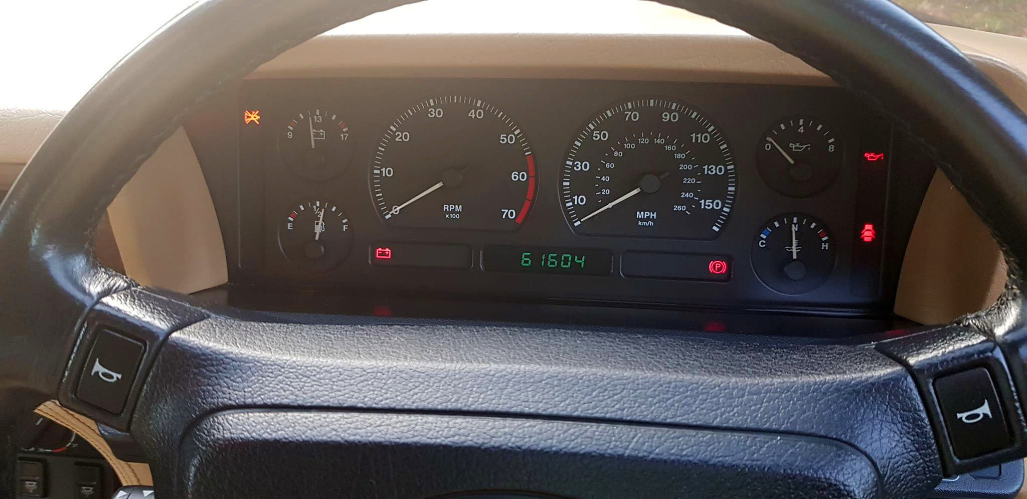 1994 xj40 4.0s very low miles fsh SOLD (picture 5 of 6)