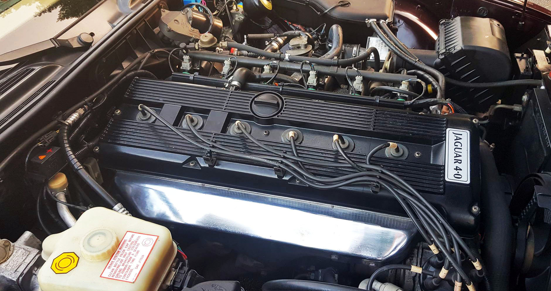 1994 xj40 4.0s very low miles fsh SOLD (picture 6 of 6)