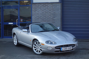 2005 Jaguar 4.2-S Convertible Final Edition Genuine Classic FSH