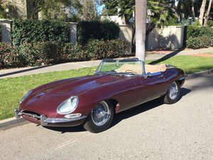 # 23190 1963 Jaguar Series I XKE Roadster For Sale