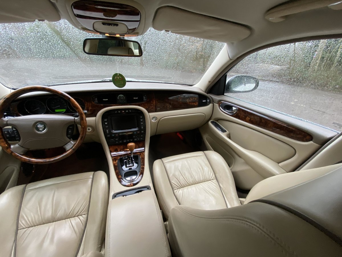 Jaguar Sovereign SUPERCHARGED 4.2 SWB 2006 LHD For Sale (picture 4 of 6)