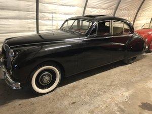 1954 Jaguar MK7 3.4 Saloon - Man +O/D ~ LHD For Sale