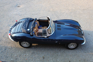 Jaguar XKSS rare factory built replica by REALM