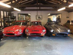 1969 Jaguar Etype Classic Car Collection Deal For Sale