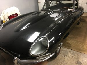 1962 Jaguar xke series 1 fixed head coupe very nice