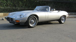 1974 E Type Restored Upgraded Stunning For Sale