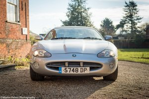 2001 Jaguar XK8 Convertible Automatic For Sale