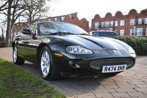 1997 Jaguar XK8 BRG For Sale